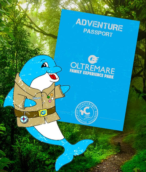 Adventure <br>passport