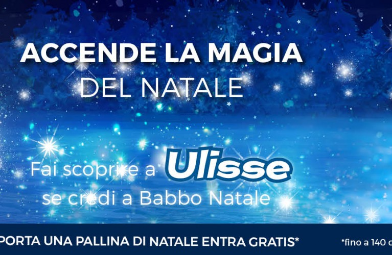 Natale a Oltremare!
