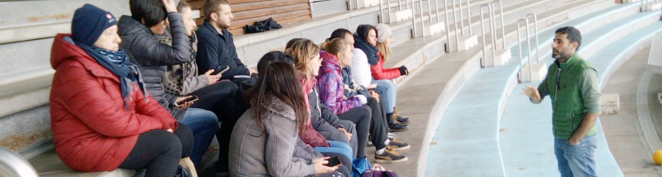 A Oltremare 'Alfadog Training Academy'