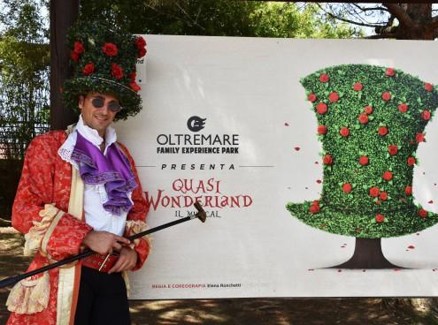 """Dal 27 Giugno il nuovo musical 'Quasi Wonderland"""""""