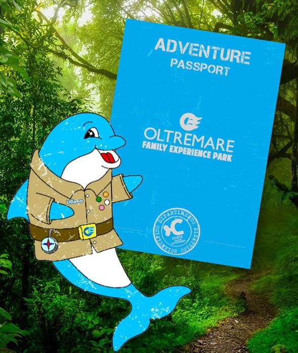 Adventure <br>passport